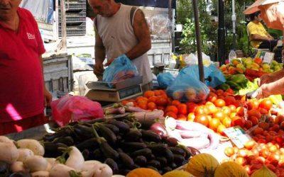 Laiki agora (Street Market)