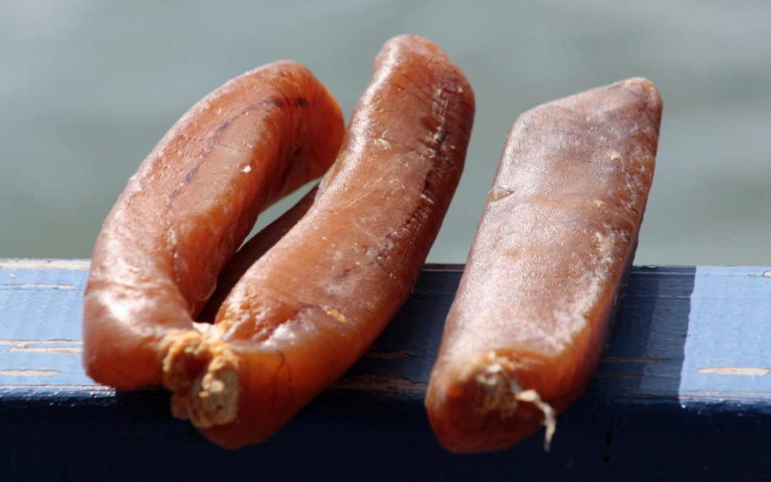 What's special about Greek Bottarga?