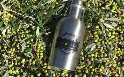U.S.-Based Laconiko Wins Gold in World's Largest Olive Oil Competition