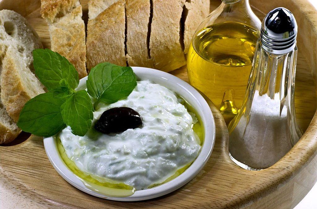 Greek Tzatziki and its History