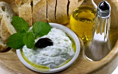 Greek Tzatziki and its History