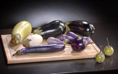 History of Eggplant-Melintzana