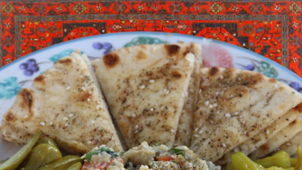 Zaa'tar, spice mixture