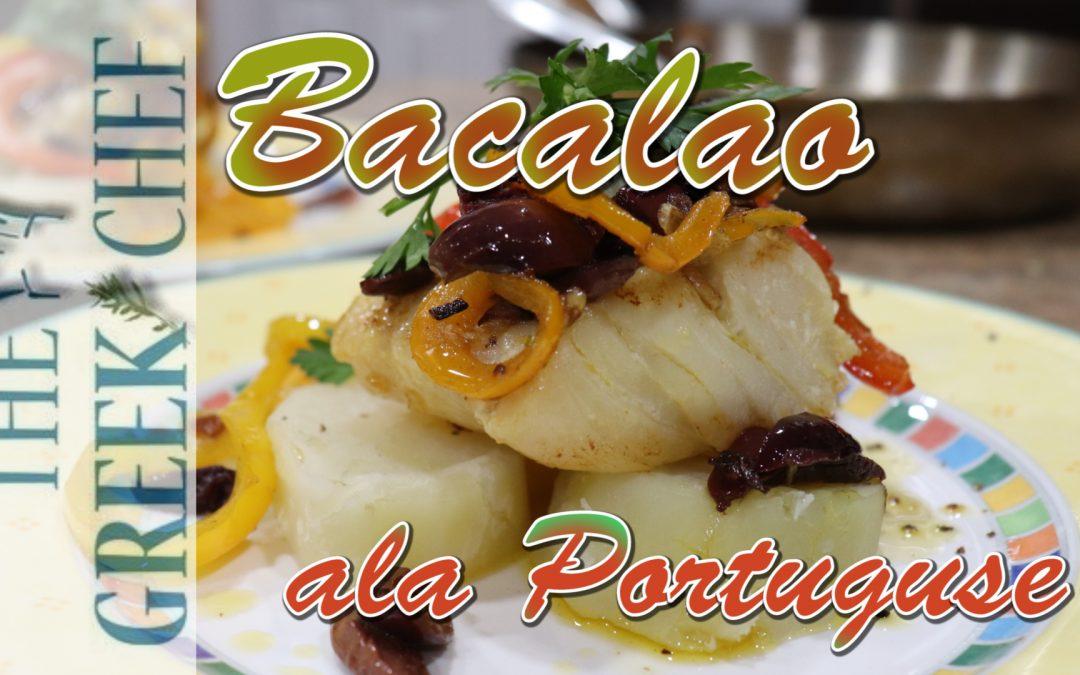 Bakalao ala Portuguese